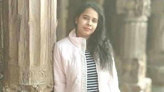 Shrea Ghosh - portrait