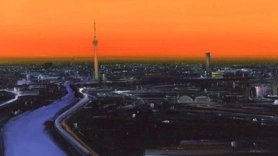 Sigrid Nienstedt - Berlin Panorama, 2009 (Detail)
