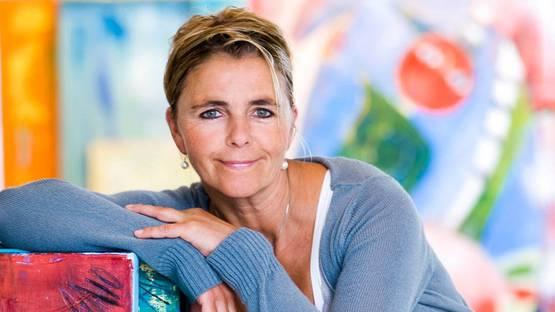 Simone Albert - portrait
