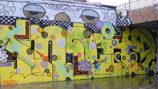 Smole - graffiti art