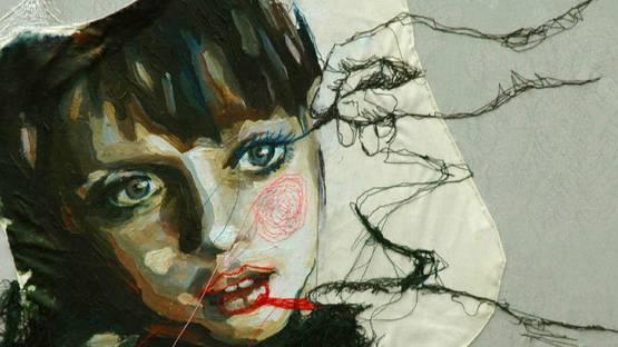 Sonia Aniceto - Maquilleur 2 (detail), 2011, image courtesy of Galeria da Trindade