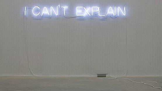 Stefan Brüggemann - I can't explain, 2008