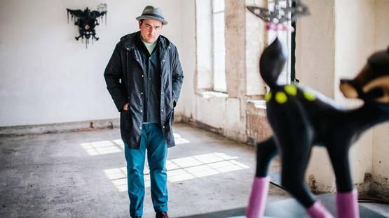Stefan Strumbel - Profile  Image