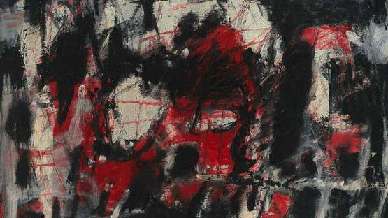 Stephen Pace - Untitled (56-21), 1956 (detail)