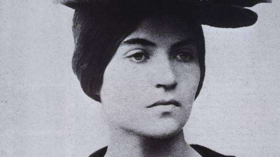 Suzanne Valadon in 1885 (detail), copyright Jean Fabris, Courtesy of Musée de Montmartre