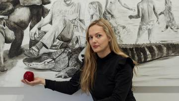 Sveta Marlier - portrait