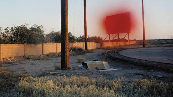 Taiyo Onorato & Nico Kreb - Red Glow (detail), 2006, from The Great Unreal, photo credits - artists