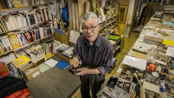 Takesada Matsutani - artist, photo credits - Independent