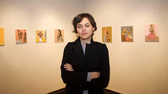 Tala Madani, artist, photo credits - oh-nena