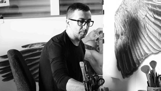 Taner Ceylan - portrait, photo credits Cihan Oncu