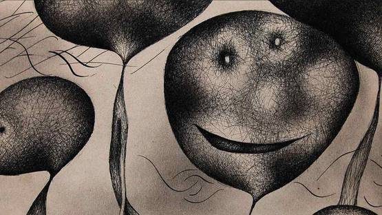 Tatsuo Ikeda - Untitled (Detail) - image via ocwmitedu