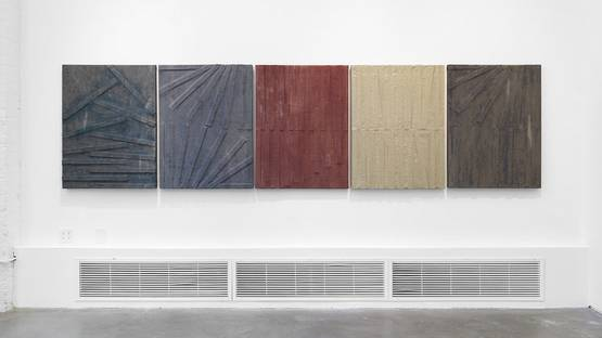 Ted Gahl - Three Twains, Roads, a Beauty, 2014 - image courtesy of Zach Feuer Gallery