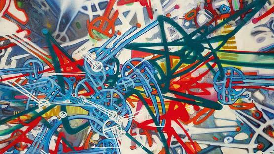 Teurk - Untitled (detail), 2008 - image via auctiontajancom