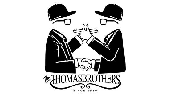 The Thomas Brothers - Copyright of The Thomas Brothers