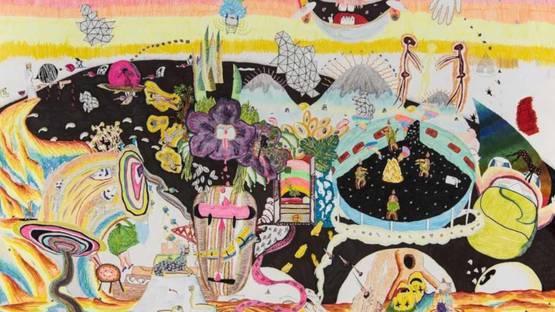 Thiago Barbalho - Untitled, 2016 (detail)