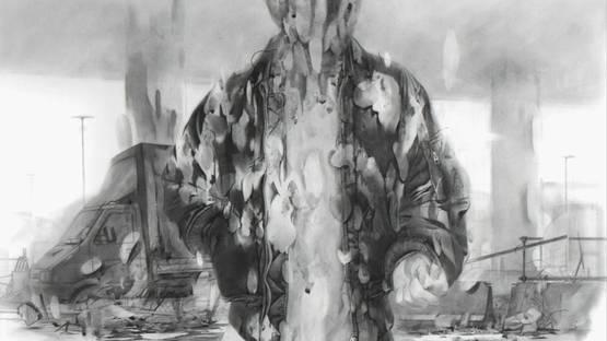 Thomas Cian - 06 - Nebula Series, 2018 (detail)