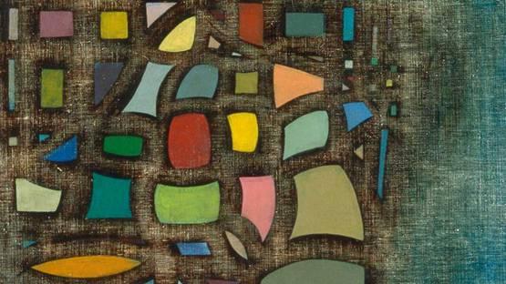 Thomas Nozkowski - Untitled, 1994