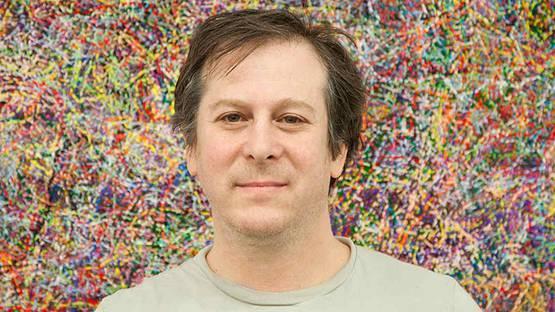 Tom Friedman artist - Photo Monserrat College of Art