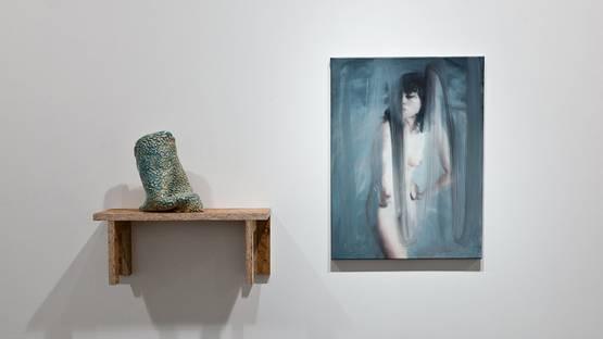Tom Gidley's Installation - image via paradiserowcom
