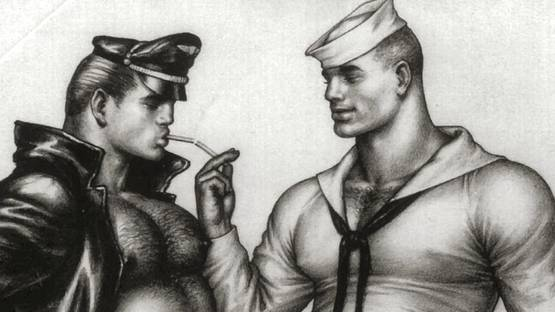 Tom of Finland - Untitled, Sailors Series