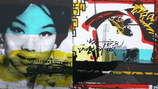 Tony Soulie - Wan Shai, photo credits estampe.fr