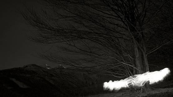 Ugo Ricciardi - Nightscape 2 (Detail) - Courtesy of the bugartgallery