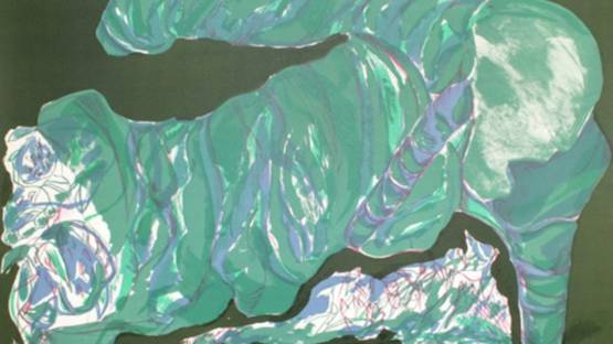 Ugo Maffi - untitled, 1973 (detail)