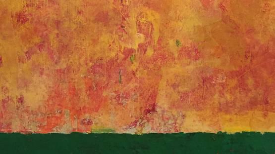 Uri Day - Yellow Daylight (detail)