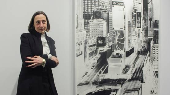 Vera Lutter at Gagosian Gallery