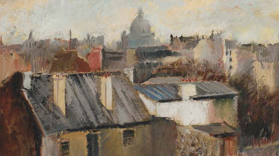 Vera Rockline - The Roofs - Image via sothebys