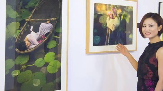 Viet Ha Tran - artist portrait