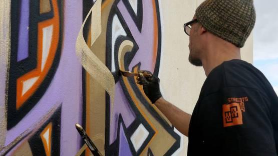 Vincent Abadie Hafez aka Zepha - artist