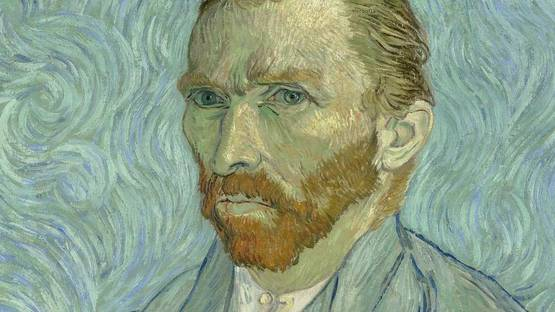 Vincent van Gogh - Self-Portrait