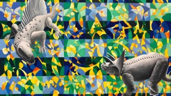 Walter Impert - The Evolution of Art, 2018 (detail)
