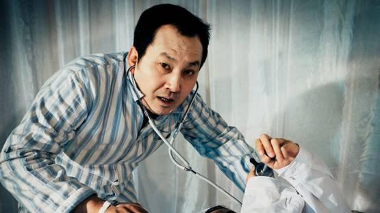 Wang Gongxin - photo by Hugo Tillman (detail)