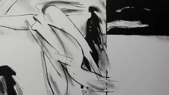 Will Petersen - Desert Dancer (detail)