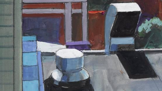 William Theophilus Brown - Untitled (detail), 1994 - image via bonhamscom