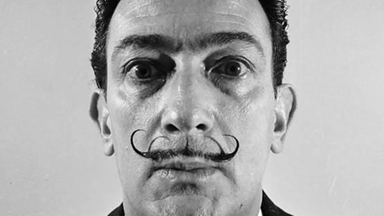 Willy Rizzo - Salvador Dali, Paris, 1966 - Image via pleasurephotoroom