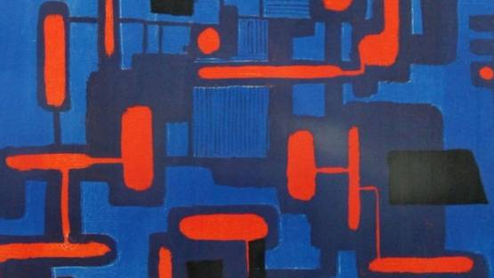 Wim Motz - Industrie (detail)
