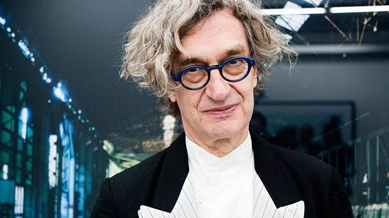 Wim Wenders by Michael Roud