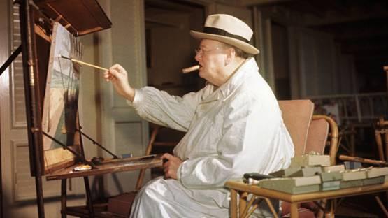 Winston Leonard Spencer-Churchill
