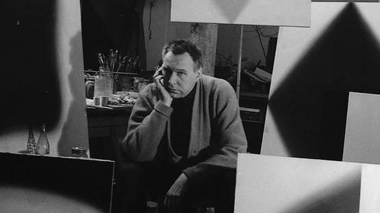 Wojciech Fangor, 1959, Warszawa