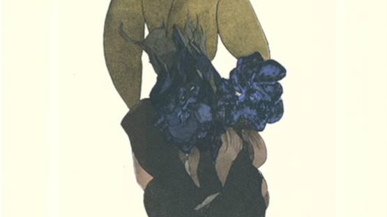 Wolff Buchholz - untitled, 1973 (detail)