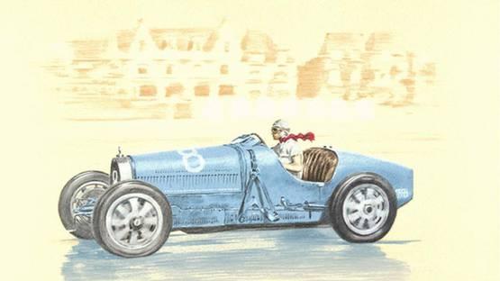 Xavier la Victorie - Bugatti Helle Nice