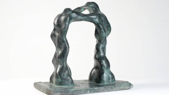 Yann Guillon - Large Arch, 1992 (detail)
