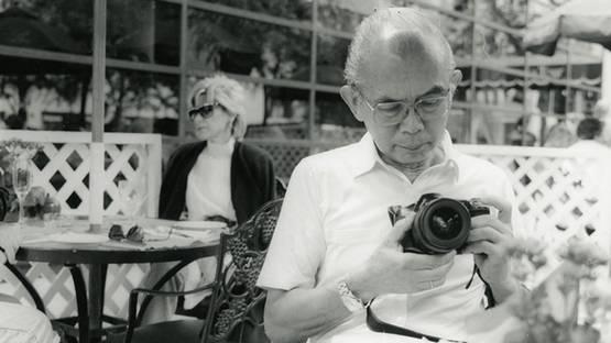 Yasuhiro Ishimoto - Image Source CNN Photos, Courtesy Lee Balterman