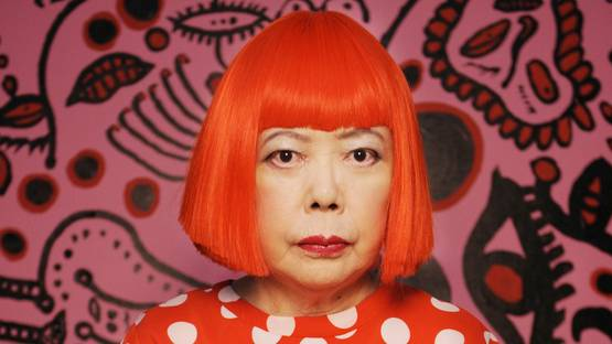 Yayoi Kusama - Photo of the artist - Photo Credits Pizca