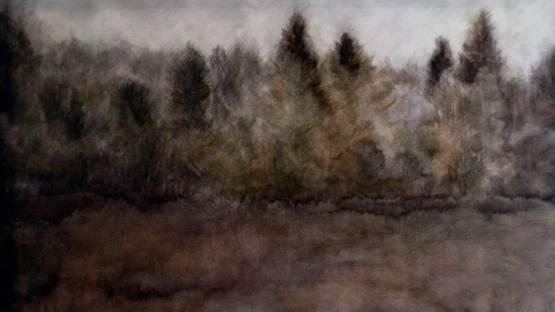 Zarah Cassim - A Certain Place II, 2015 (detail)