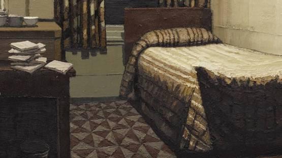 Zhang Yexing - Untitled - Bedroom (detail), 2012 - image via sothebyscom