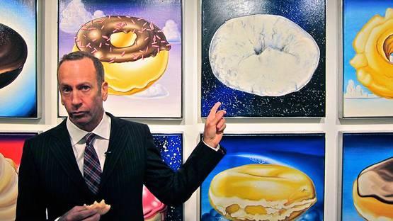 Keny Scharf Portrait